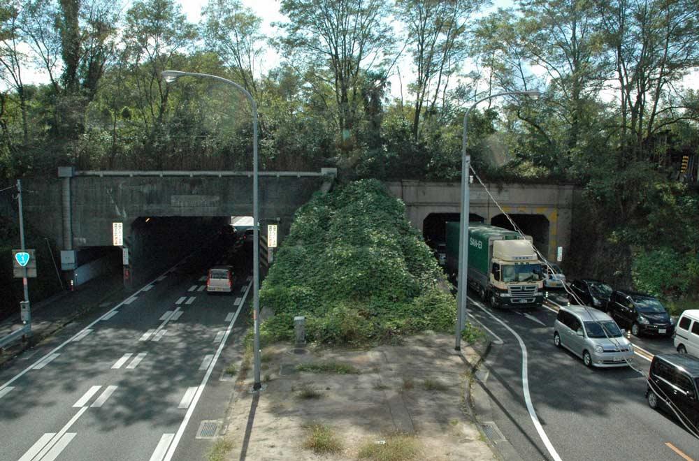 廃川を訪ねて⑥ 草津川トンネル: ...
