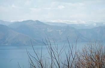 山本山山頂から北北西方向の.jpg