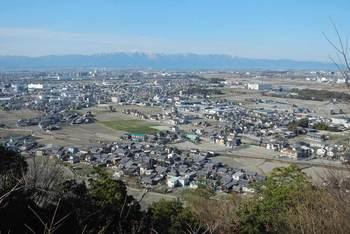 野洲川デルタと比良山系遠望.jpg